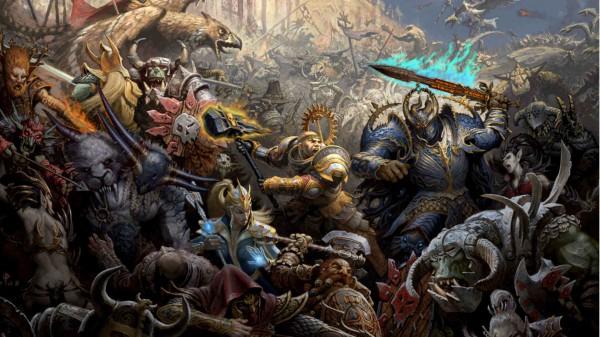 Серия Total War может пополнится игрой из мира Warhammer