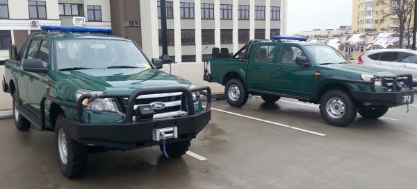 Форды уже в Украине