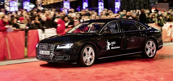 Audi на фестивале
