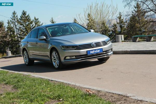 Volkswagen Passat восьмого поколения