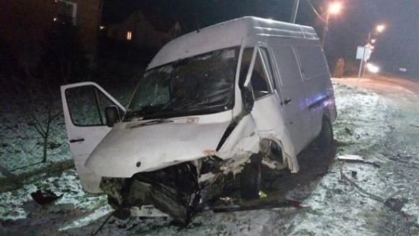 Смертельное ДТП во Львовской области
