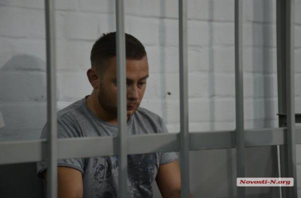 Суд арестовал виновника смертельного ДТП в Николаеве