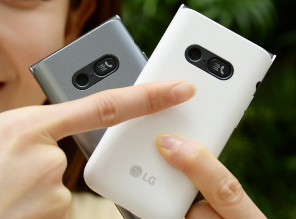 LG Folder 2 4G