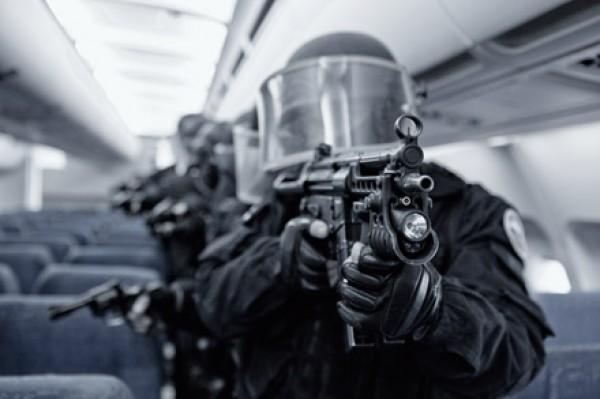 В самолетах могут вместо спецназа использовать дистанционное оружие