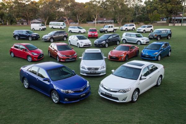 Результат марки Toyota – всего 175 штук