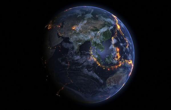 Сейсмические зоны Земли