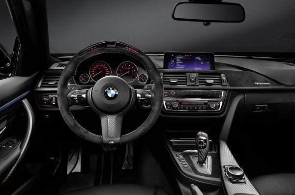 BMW 4-Series с аксессуарами M Performance