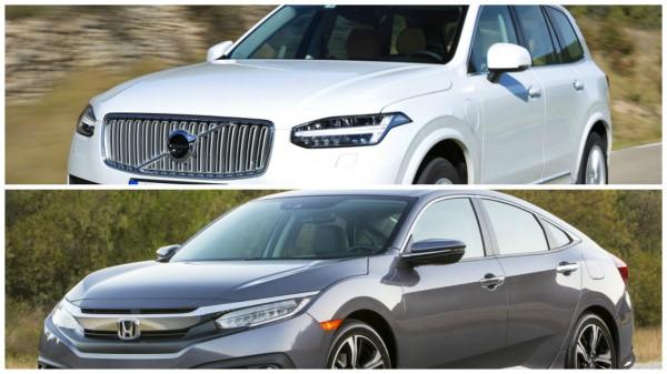 Автомобили года в США