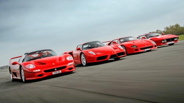 Ferrari станет самостоятельным предприятием