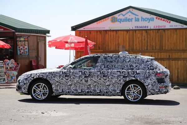 Новый Audi A4 Allroad