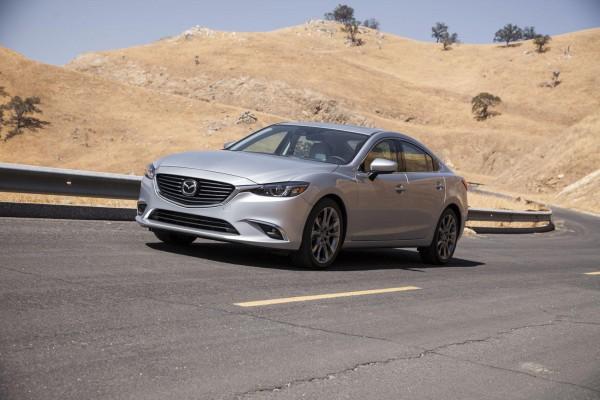 Обновленная Mazda6