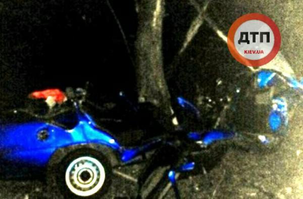 Смертельная авария на Киевщине