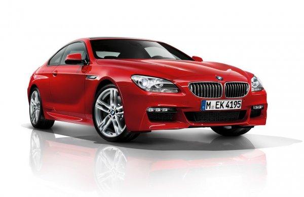 Дизельный BMW 6-Series стоит 96 900 евро