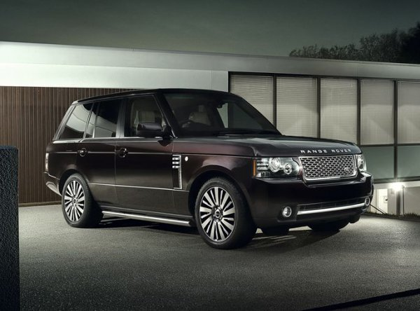 Land Rover Range Rover Autobiography Ultimate Edition