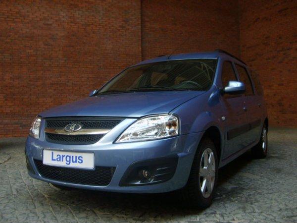 Lada Largus – от 310 тысяч рублей ($10 700)