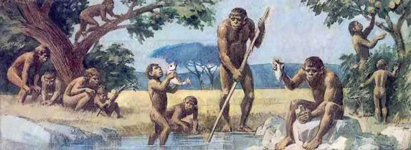 Как добывали еду древние люди