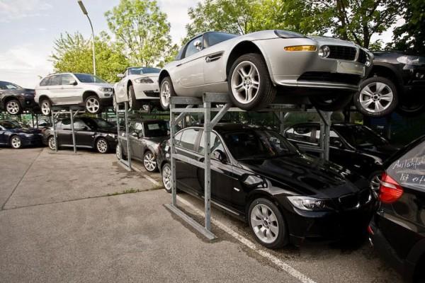 В Украине за утилизацию авто придется платить импортерам
