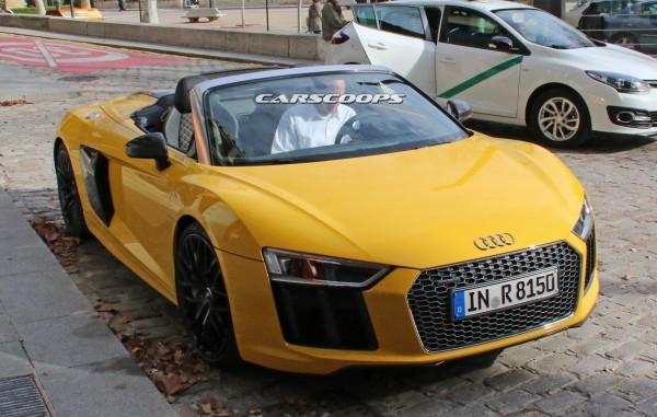 Новый родстер от Audi