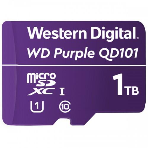 WD Purple 1TB microSD