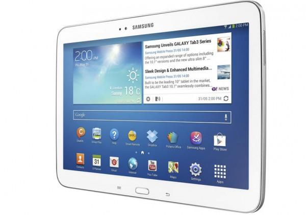 Samsung Galaxy Tab 3 - 10-дюймовый