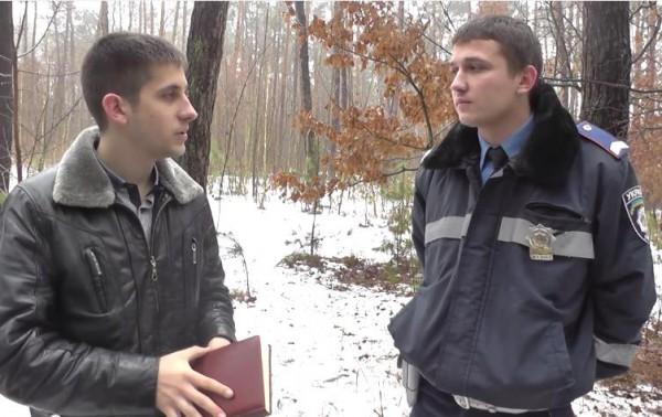 Сержант рассказывает о коррупционных схемах