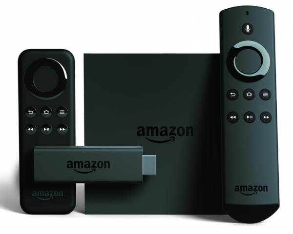 Amazon Fire TV и Amazon Fire TV Stick
