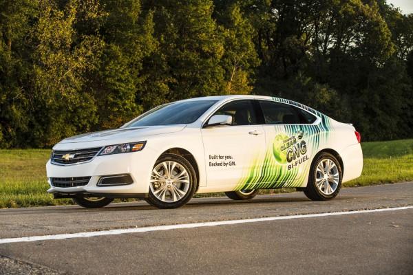 Chevrolet Impala Bi-Fuel - один из претендентов на победу