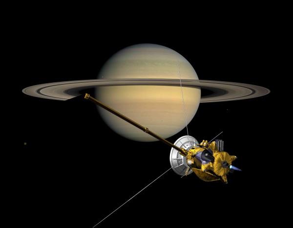 Станция Cassini