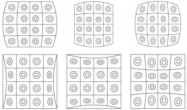 Описание камер в патенте
