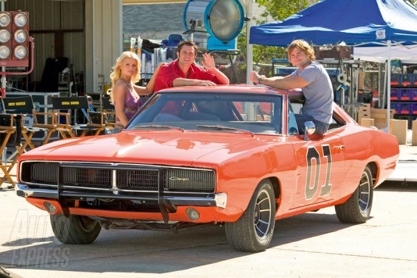 The Dukes Of Hazzard, Dodge Charger (1969)
