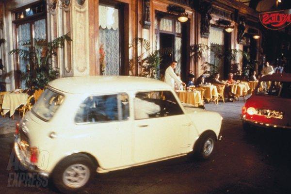The Italian Job, Mini Cooper S (1968)