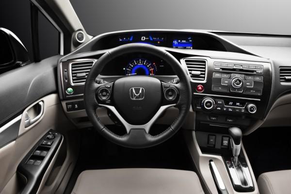 Honda Civic Седан 2013 модельного года