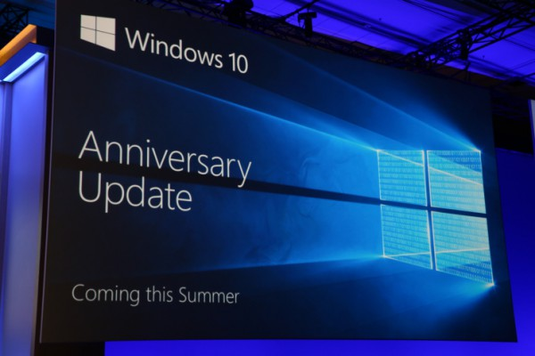 Windows 10 обновят 2-го августа