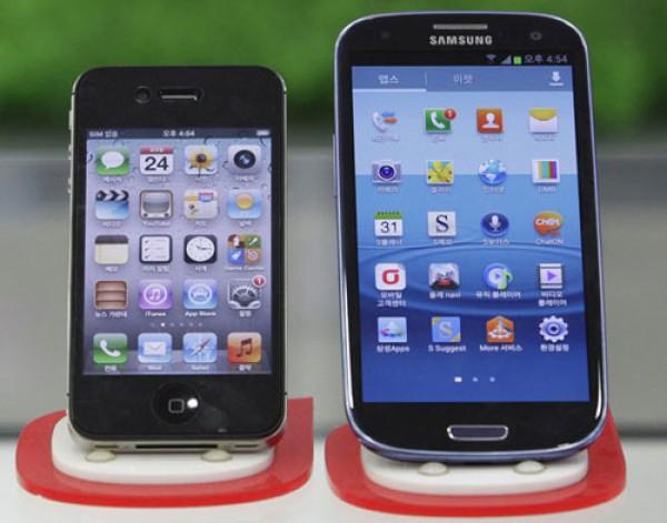 Android вступил в борьбу с iPhone