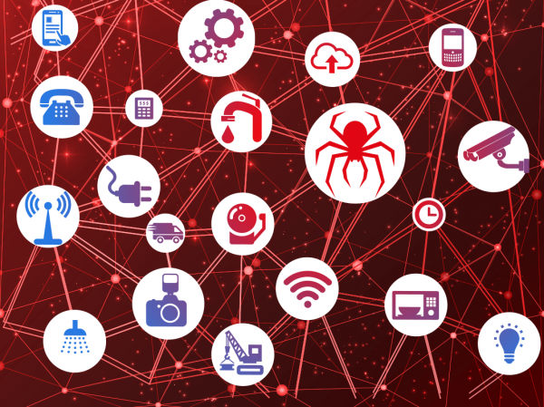 Интернет вещей уязвим для взлома
