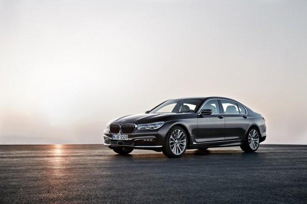 Новый седан BMW 7-й серии