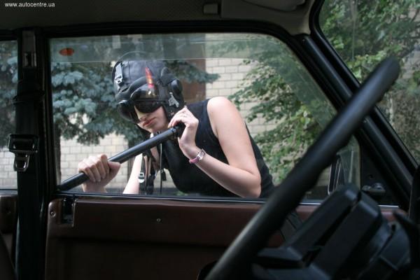 Милиция рассказала об угонах в Киеве