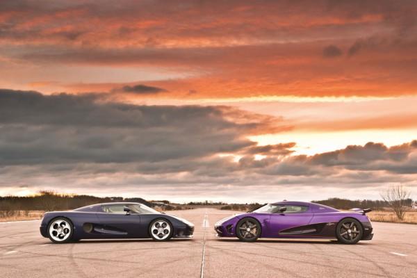 Нас ждут новые Koenigsegg