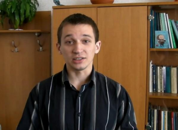 Претендент на полет Марс из Украина