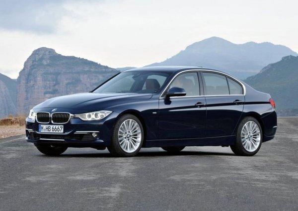 Новый BMW 320d можно купить за 35 750 евро