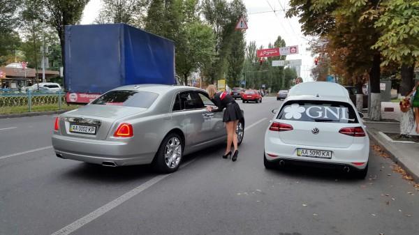 Социальный эксперимент в Киеве