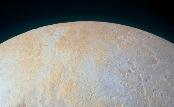 Ледники Плутона