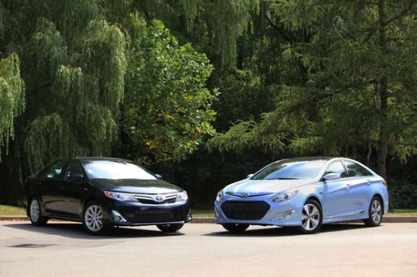 Hyundai и Toyota - самые популярные иномарки в Украине