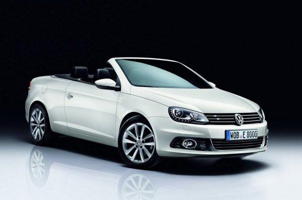 Volkswagen Eos c пакетом Black Style Premium