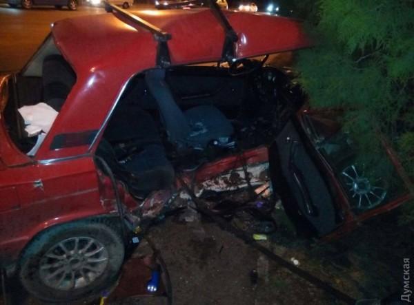 В ужасном ДТП под Одессой пострадали семь человек