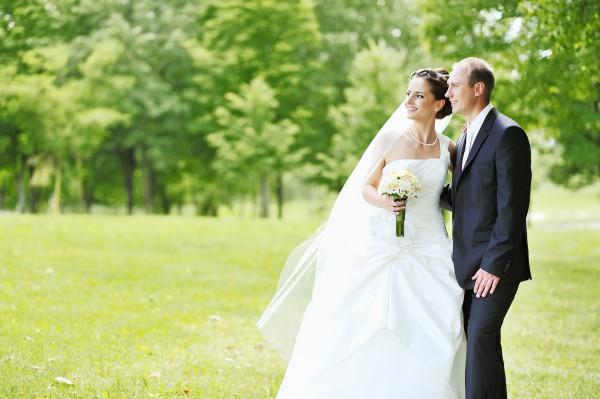 Как выбирать место для свадьбы на природе?