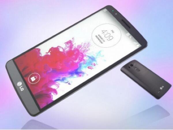 Предполагаемый вид LG G4