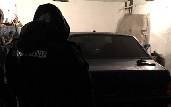 Угонщики не знали, что машина полицейская