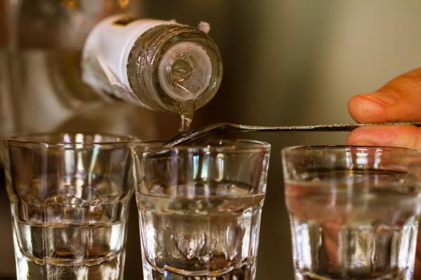 Водку можно пить при язве