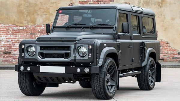 Land Rover Defender The End